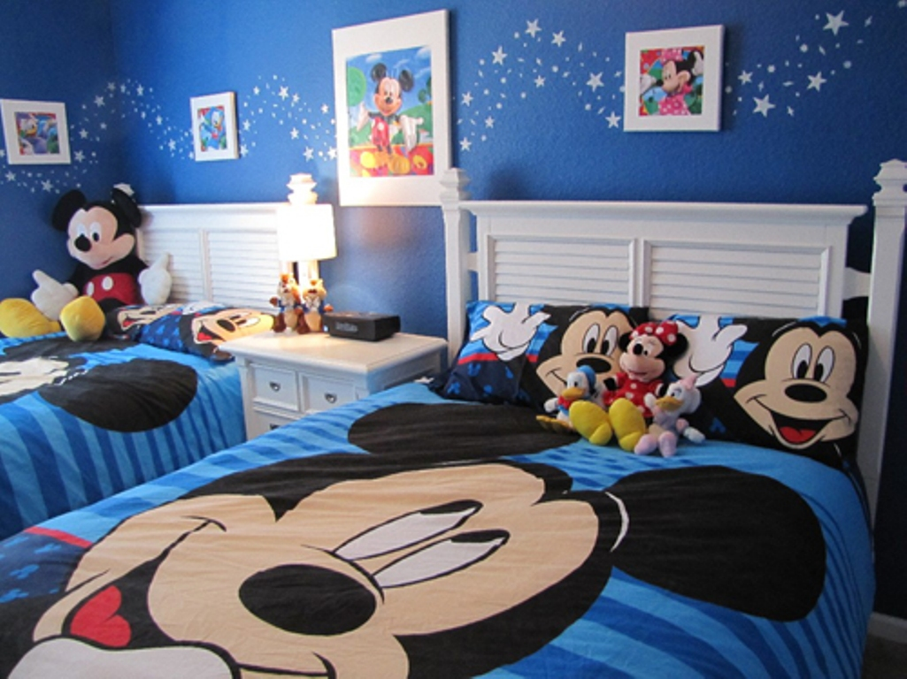 Miki Egér Disney szoba